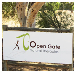 Open Gate Natural Therapies, Geraldton